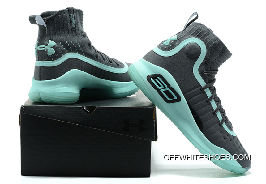 0e7e225bc3a Under Armour Curry 4 Wolf Grey Green Best