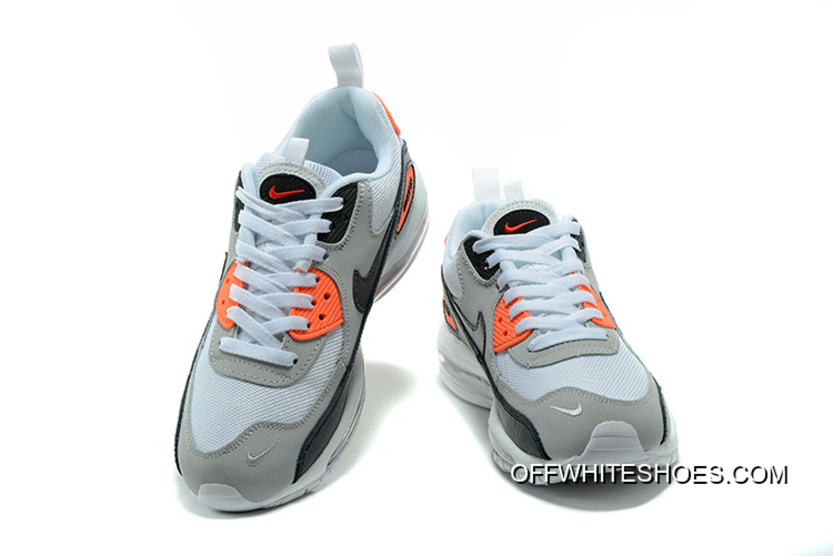 06cc5f10d9d Free Shipping Women Nike Air Max 90   97 Sneakers SKU 196348-214 ...